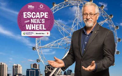 Enevis and SKS Technologies 'Escape from Neil's Wheel'