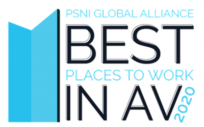 SKS awarded 'Best Place to Work in AV'